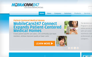 mobilecare247 website