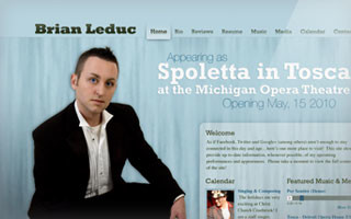 Brian Leduc Website