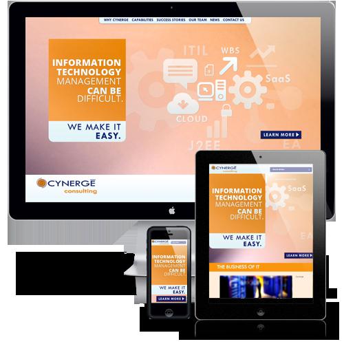 cynerge-responsive-website