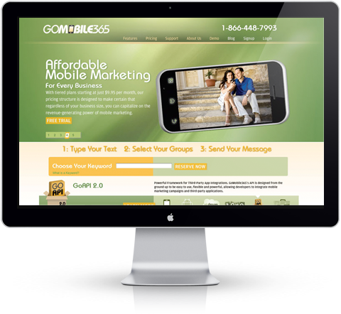 gomobile website