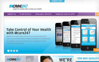 mcare247 website