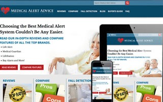 Medical Alert Advice Website