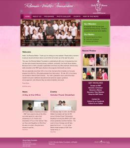 Rhonda Walker Foundation