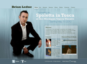 Brian Leduc Website