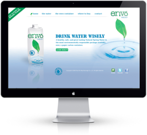 envo website