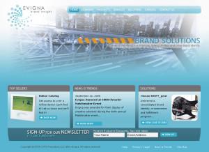 Evigna Website