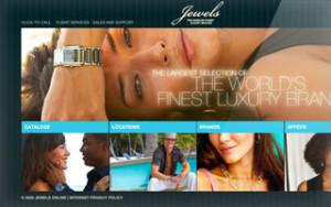 Jewels Website