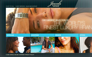 Jewels Website