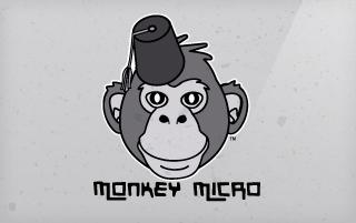 monkey micro logo