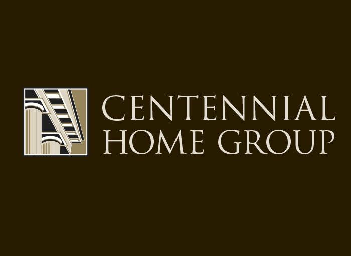 centennial home group logo