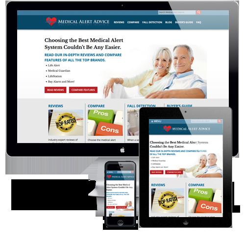 Medical Alert Advice Website