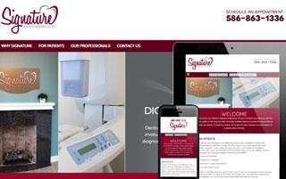 Signature Endodontics Website