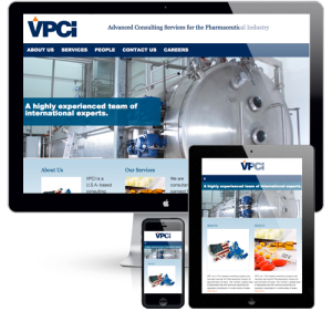 VPCI Website Redesign