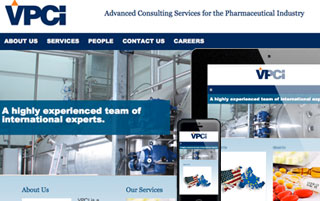 VPCI Website Redesign